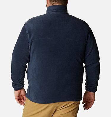 Men's Steens Mountain™ 2.0 Full Zip Fleece Jacket — Big Steens Mountain™ Full Zip 2.0 | 020 | 2X, Collegiate Navy, back