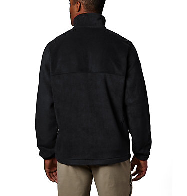 Men's Steens Mountain™ Full Zip Fleece 2.0 — Tall Steens Mountain™ Full Zip 2.0 | 024 | LT, Black, back