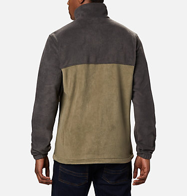 Men's Steens Mountain™ Full Zip Fleece 2.0 — Tall Steens Mountain™ Full Zip 2.0 | 024 | LT, Shark, Stone Green, back