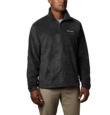 Polaire à fermeture éclair complète 2.0 Steens Mountain™ pour homme – Grand Steens Mountain™ Full Zip 2.0 | 019 | 3XT, Charcoal Heather, front