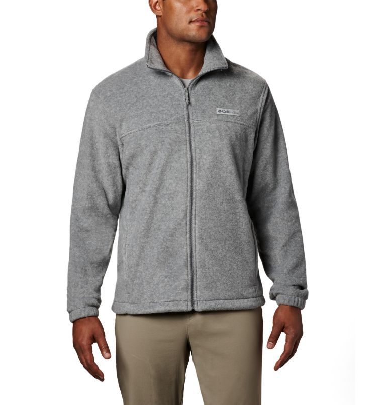 Men's Steens Mountain™ Full Zip Fleece 2.0 — Tall Men's Steens Mountain™ Full Zip Fleece 2.0 — Tall, front