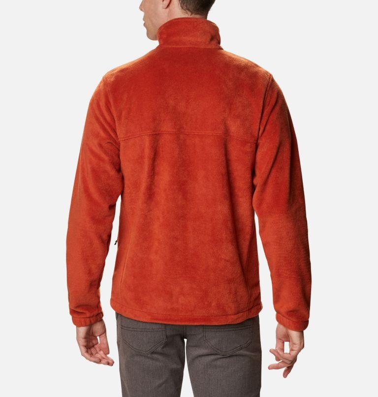Steens Mountain™ Full Zip 2.0 | 248 | XLT Men's Steens Mountain™ Full Zip Fleece 2.0 - Tall, Dark Sienna, back