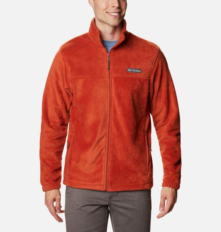 Steens Mountain™ Full Zip 2.0 | 248 | LT Men's Steens Mountain™ Full Zip Fleece 2.0 - Tall, Dark Sienna, front