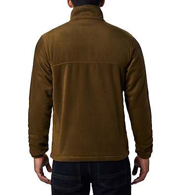 Men's Steens Mountain™ Full Zip Fleece 2.0 — Tall Steens Mountain™ Full Zip 2.0 | 024 | LT, New Olive, back