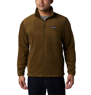 Men's Steens Mountain™ Full Zip Fleece 2.0 — Tall Steens Mountain™ Full Zip 2.0 | 024 | LT, New Olive, front