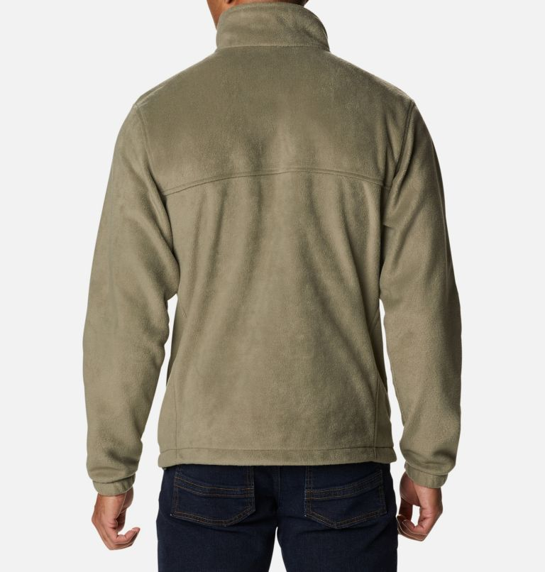 Steens Mountain™ Full Zip 2.0 | 399 | 3XT Men's Steens Mountain™ Full Zip Fleece 2.0 - Tall, Stone Green, back