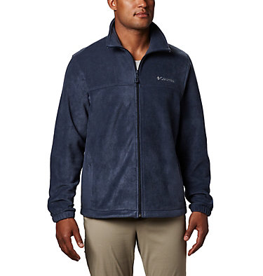 Men's Steens Mountain™ Full Zip Fleece 2.0 — Tall Steens Mountain™ Full Zip 2.0 | 024 | LT, Collegiate Navy, front