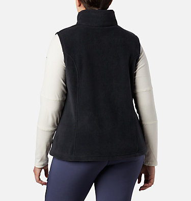 Women's Benton Springs™ Vest - Plus Size Benton Springs™ Vest | 370 | 1X, Black, back