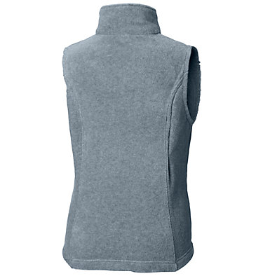 Women's Benton Springs™ Vest - Plus Size Benton Springs™ Vest | 370 | 1X, Cirrus Grey Heather, back