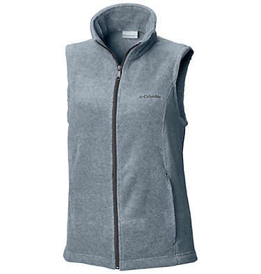 Women's Benton Springs™ Vest - Plus Size Benton Springs™ Vest | 370 | 1X, Cirrus Grey Heather, front