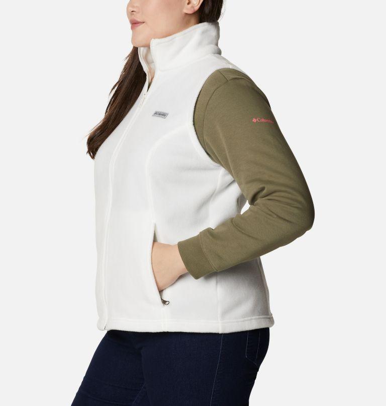 Benton Springs™ Vest | 125 | 3X Women's Benton Springs™ Vest - Plus Size, Sea Salt, a1