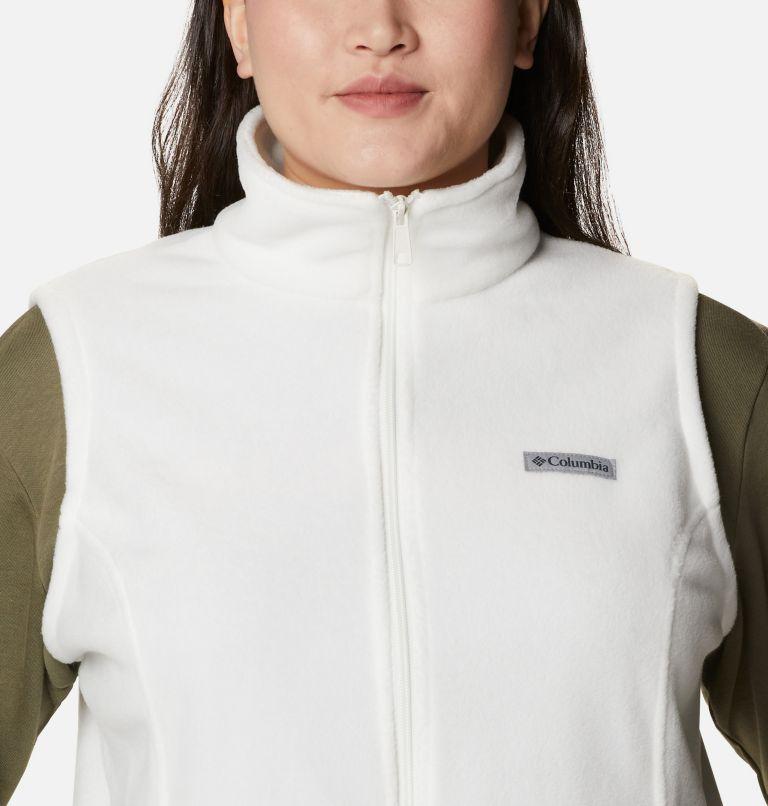 Benton Springs™ Vest | 125 | 1X Women's Benton Springs™ Vest - Plus Size, Sea Salt, a2