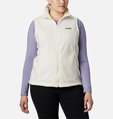 Women's Benton Springs™ Vest - Plus Size Benton Springs™ Vest | 618 | 1X, Chalk, front