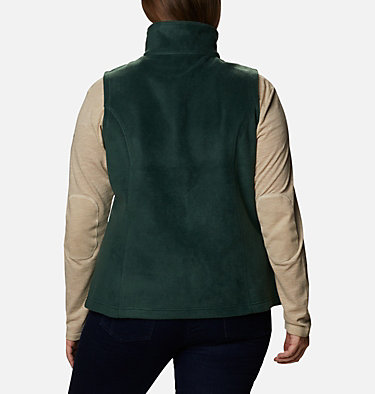 Women's Benton Springs™ Vest - Plus Size Benton Springs™ Vest   370   1X, Spruce, back