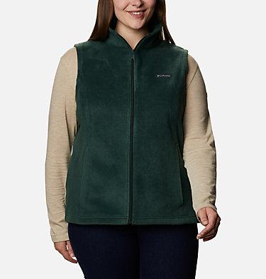 Women's Benton Springs™ Vest - Plus Size Benton Springs™ Vest   370   1X, Spruce, front