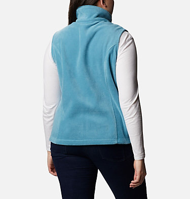 Women's Benton Springs™ Vest - Plus Size Benton Springs™ Vest | 370 | 1X, Canyon Blue, back