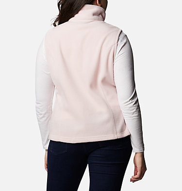 Women's Benton Springs™ Vest - Plus Size Benton Springs™ Vest | 671 | 1X, Mineral Pink, back