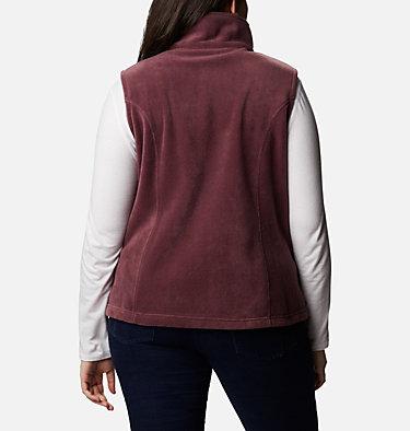 Women's Benton Springs™ Vest - Plus Size Benton Springs™ Vest | 671 | 1X, Malbec, back