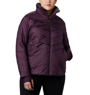 Columbia Sportswear Womens Plus Kaleidoscope II Jacket Columbia Sporting Goods