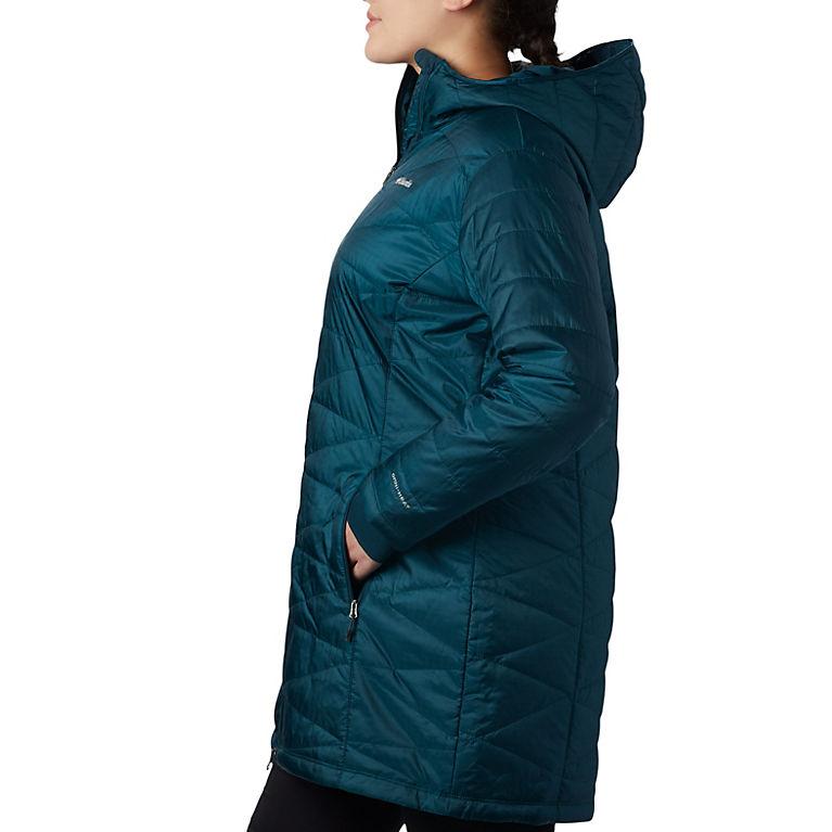 code promo 09476 d5126 Manteau à capuchon Mighty Lite™ pour femme – Taille forte