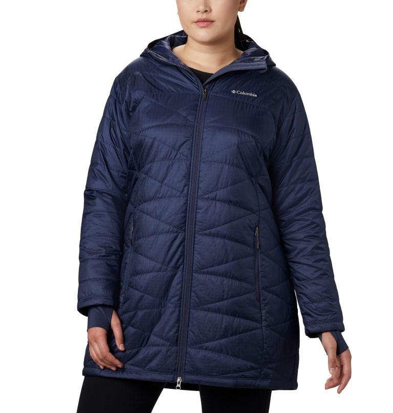 Manteau à capuchon Mighty Lite™ pour femme – Taille forte Manteau à capuchon Mighty Lite™ pour femme – Taille forte, front