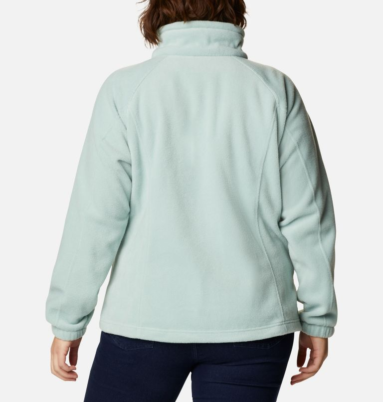 Women's Benton Springs™ Full Zip - Plus Size Women's Benton Springs™ Full Zip - Plus Size, back