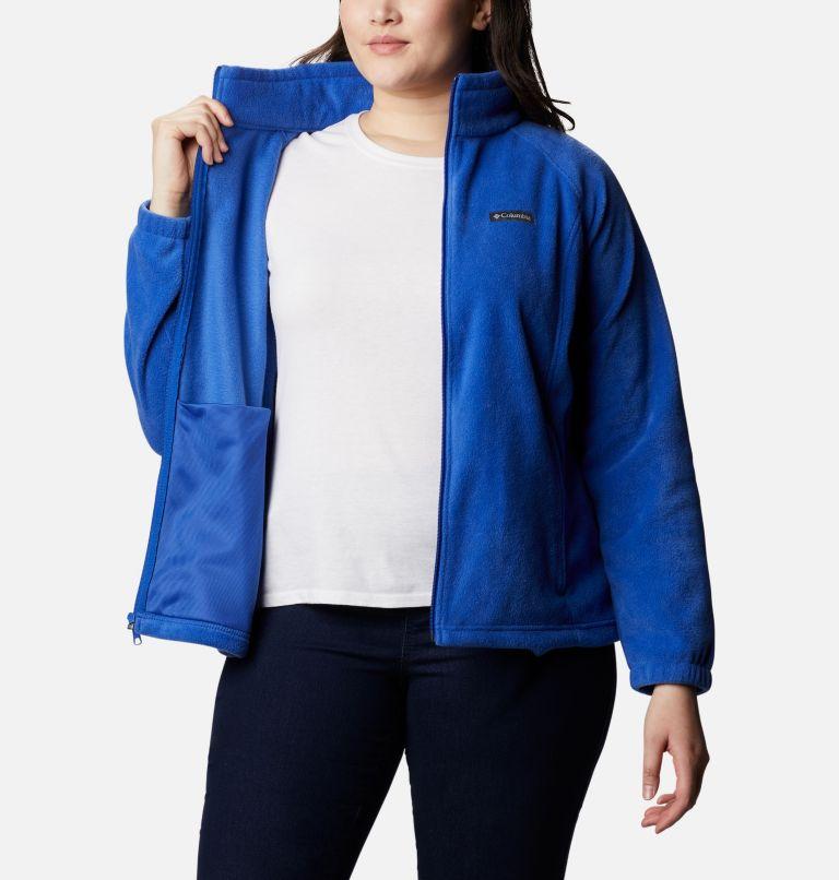 Benton Springs™ Full Zip | 410 | 2X Women's Benton Springs™ Full Zip - Plus Size, Lapis Blue, a3
