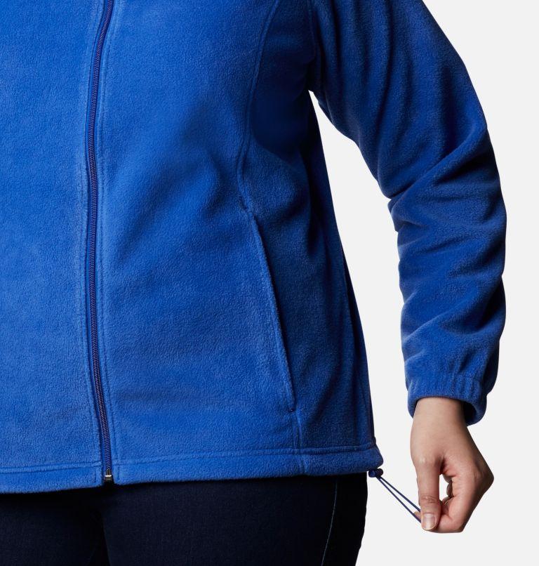 Benton Springs™ Full Zip | 410 | 2X Women's Benton Springs™ Full Zip - Plus Size, Lapis Blue, a4