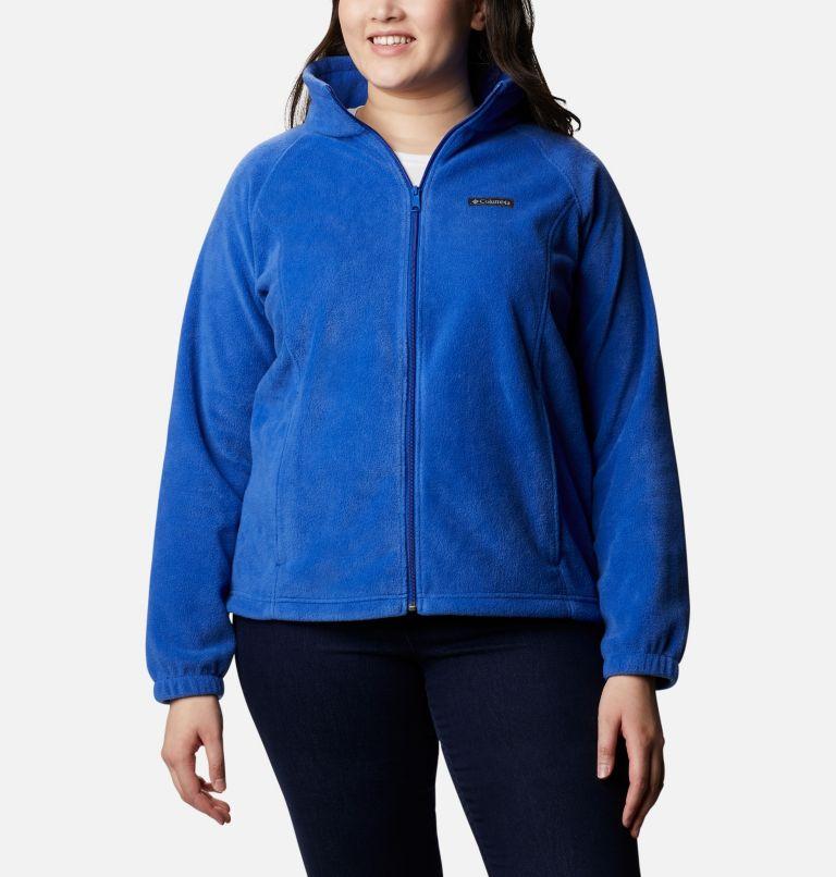 Benton Springs™ Full Zip | 410 | 2X Women's Benton Springs™ Full Zip - Plus Size, Lapis Blue, front