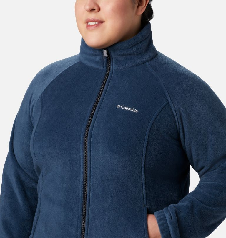 Women's Benton Springs™ Full Zip - Plus Size Women's Benton Springs™ Full Zip - Plus Size, a2