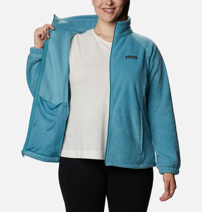 Women's Benton Springs™ Full Zip - Plus Size Women's Benton Springs™ Full Zip - Plus Size, a3