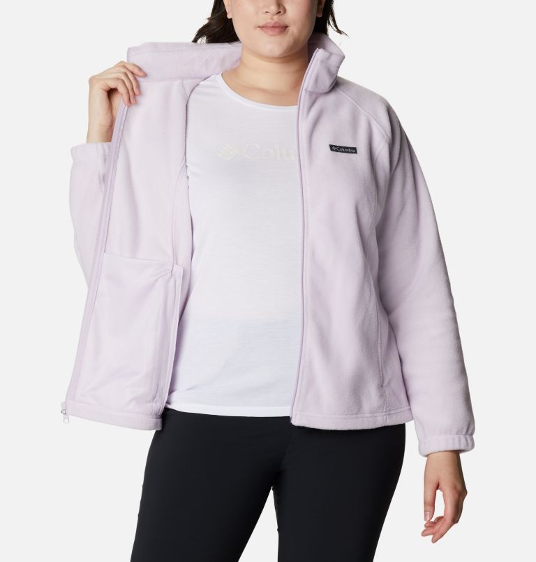 Women's Benton Springs™ Full Zip - Plus Size Women's Benton Springs™ Full Zip - Plus Size, a3