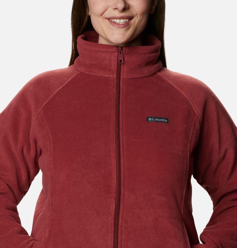 Benton Springs™ Full Zip | 619 | 2X Women's Benton Springs™ Full Zip - Plus Size, Marsala Red, a2