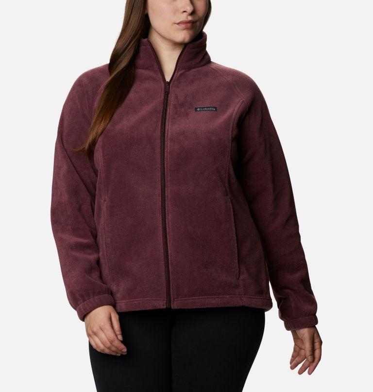 Women's Benton Springs™ Full Zip - Plus Size Women's Benton Springs™ Full Zip - Plus Size, front