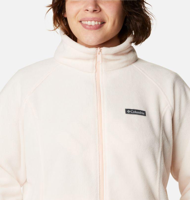 Benton Springs™ Full Zip   886   3X Women's Benton Springs™ Full Zip - Plus Size, Peach Quartz, a2