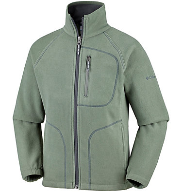 Youth Fast Trek™ II Full Zip Fleece Jacket , front