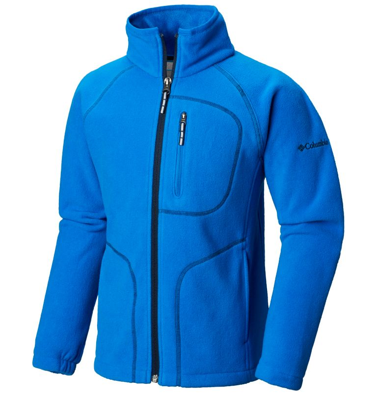 Youth Fast Trek™ II Full Zip Fleece Jacket Youth Fast Trek™ II Full Zip Fleece Jacket, front