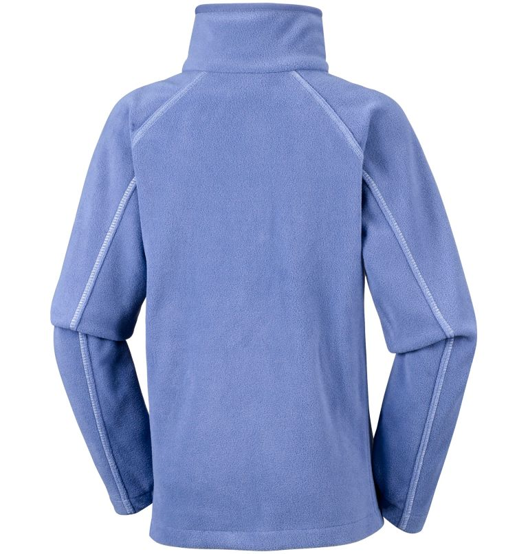 Youth Fast Trek™ II Full Zip Fleece Jacket Youth Fast Trek™ II Full Zip Fleece Jacket, back