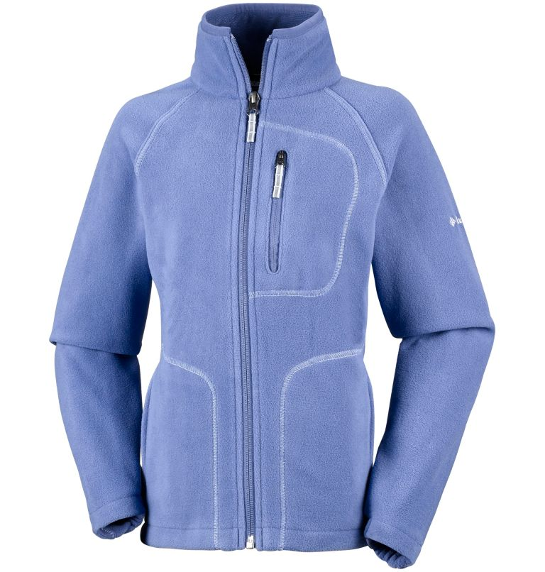 Youth Fast Trek™ II Full Zip Fleece Jacket Youth Fast Trek™ II Full Zip Fleece Jacket, front