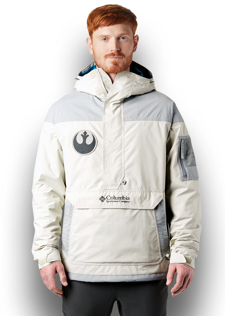 Men's Star Wars Jacket Front