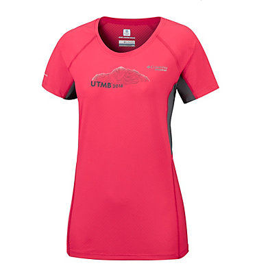 Women's Final Climb Short Sleeve Tee , front