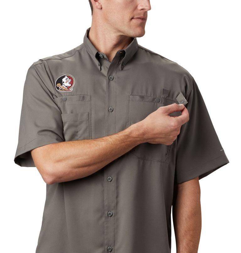 Men's Collegiate PFG Tamiami™ Short Sleeve Shirt Men's Collegiate PFG Tamiami™ Short Sleeve Shirt, a1