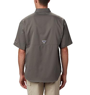 Men's Collegiate PFG Tamiami™ Short Sleeve Shirt - Florida State CLG Tamiami™ Short Sleeve Shirt | 621 | XXL, FSU- Charcoal, back