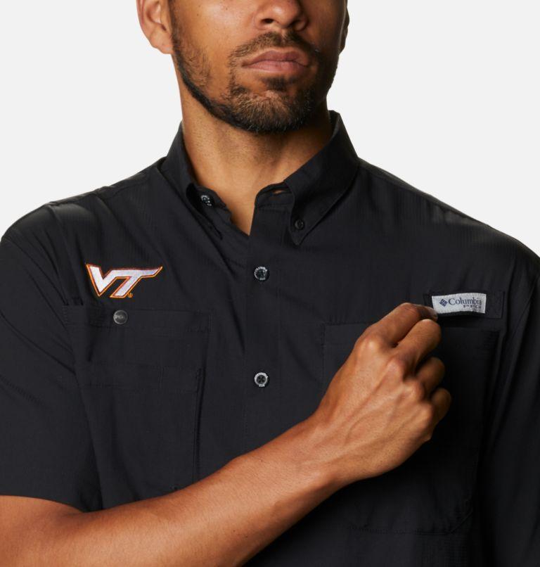 Men's Collegiate PFG Tamiami™ Short Sleeve Shirt - Virginia Tech Men's Collegiate PFG Tamiami™ Short Sleeve Shirt - Virginia Tech, a2