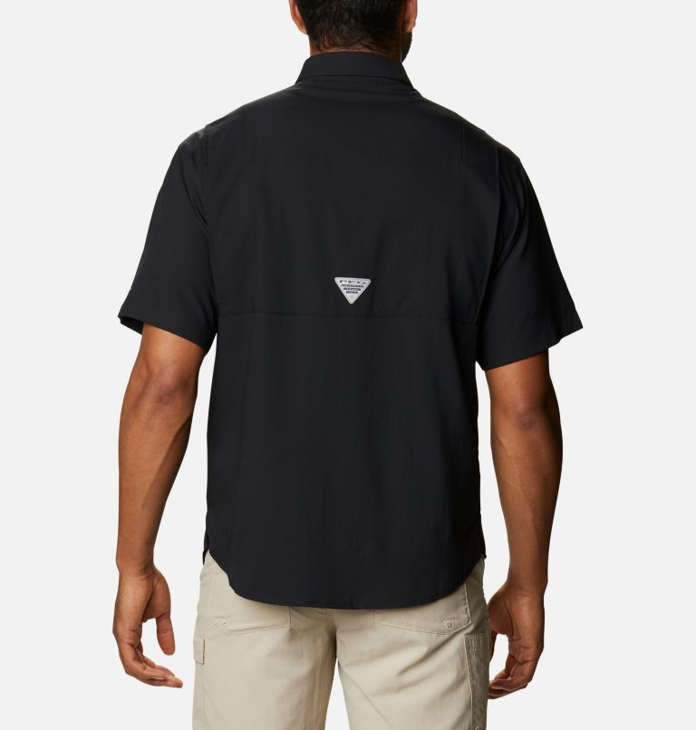 Men's Collegiate PFG Tamiami™ Short Sleeve Shirt - Virginia Tech Men's Collegiate PFG Tamiami™ Short Sleeve Shirt - Virginia Tech, back