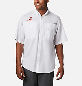 Men's Collegiate PFG Tamiami™ Short Sleeve Shirt - Alabama
