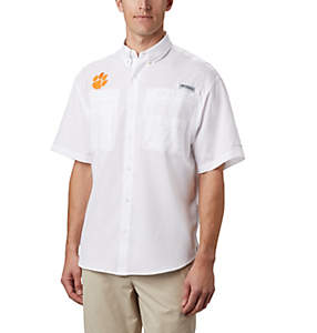 Men's Collegiate PFG Tamiami™ Short Sleeve Shirt - Clemson