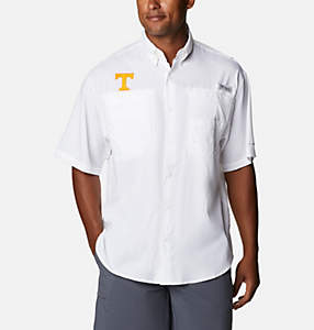 Men's Collegiate PFG Tamiami™ Short Sleeve Shirt - Tennessee
