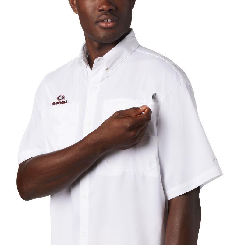 Men's Collegiate PFG Tamiami™ Short Sleeve Shirt - Georgia Men's Collegiate PFG Tamiami™ Short Sleeve Shirt - Georgia, a2