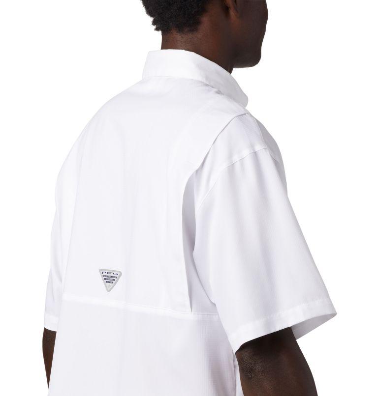 Men's Collegiate PFG Tamiami™ Short Sleeve Shirt - Georgia Men's Collegiate PFG Tamiami™ Short Sleeve Shirt - Georgia, a3